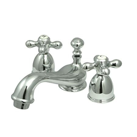 Elements Of Design Es3951ax Chrome Double Handle 4 To 8 Mini