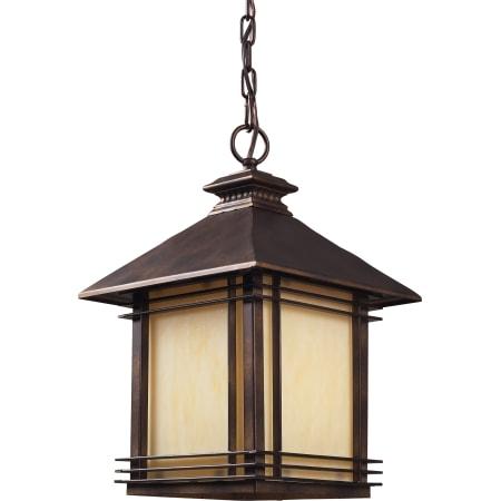 Elk Lighting 42103 1 Hazelnut Bronze Blackwell 1 Light