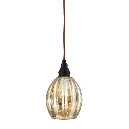 Elk lighting 460071 oiled bronze danica single light 6 wide mini elk lighting 460071 aloadofball Image collections