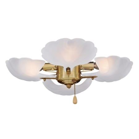 Emerson cfshlkab antique brass functional fan light kit 4 light emerson cfshlk aloadofball Images