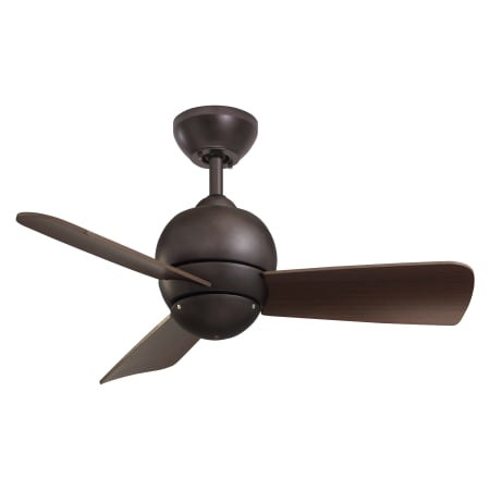 Emerson Undefined Oil Rubbed Bronze With Dark Cherry