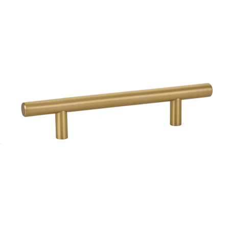 Emtek 86365us4 Satin Brass Brass Bar 12 Inch Center To