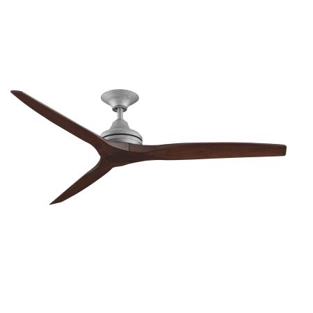 Fanimation Ma6721bn Brushed Nickel Spitfire 3 Blade
