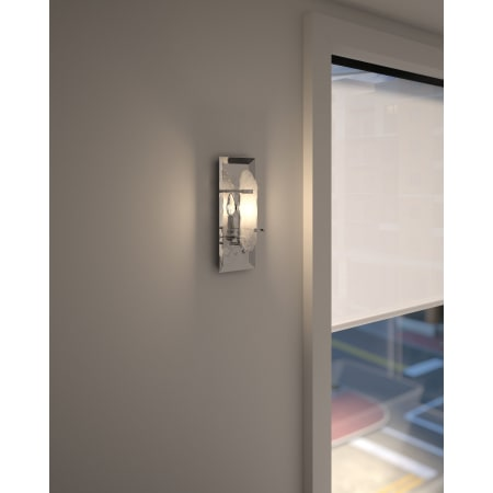 Feiss Wb1845ch Chrome Katerina Single Light 6 Quot Wide