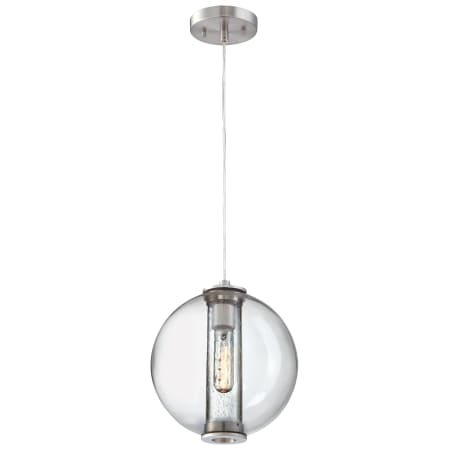 Forecast Lighting 190154836 Satin Nickel 1 Light 9 88