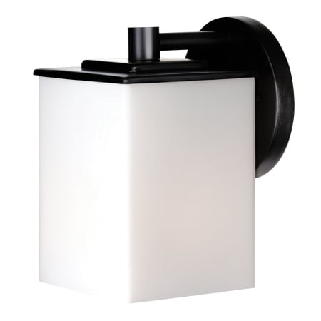 Forecast Lighting F849819 Black 1 Light 5 Quot Wide Wall