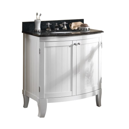 Foremost Blcvt 3021 Dark Cherry Bellani 30 Bathroom Vanity Combo
