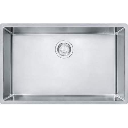Franke Cux11027 Stainless Steel Cube 28 12 Single Basin Undermount