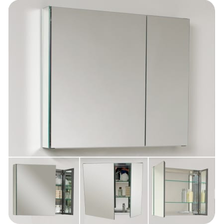 A Large Image Of The Fresca FMC8090 Mirror