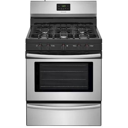 Frigidaire FFGF3052TS Stainless Steel 30 Inch Wide 4.2 Cu. Ft ...