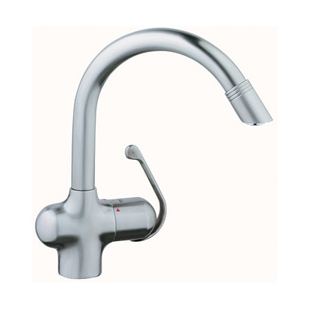 Grohe 33765sd0 Stainless Steel Ladylux Cafe Collection