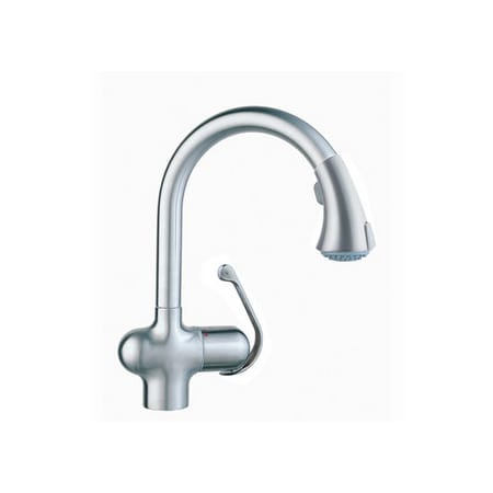 Grohe 33755sd0 Stainless Steel Ladylux Cafe Pull Down
