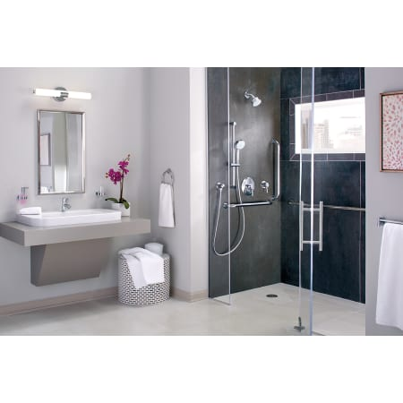 Grohe Legacy 19457000 Chrome Concetto New Pressure Balance