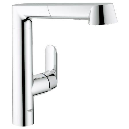 G32298000 Ladylux Pull Out Spray Kitchen Faucet Chrome At