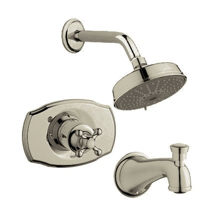Grohe GR-PB103X Tub And Shower Faucet - Build.com