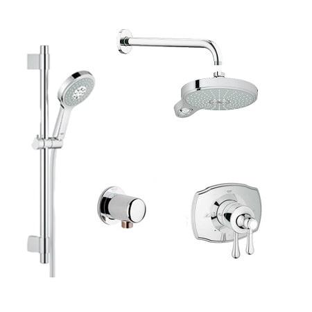 Grohe GR-PNS-03 Shower System - Build.com