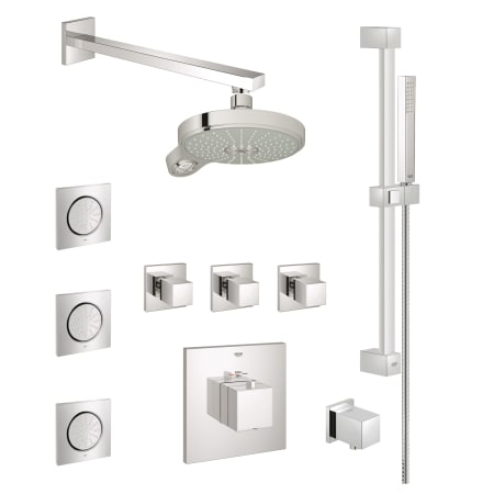 Grohe GSS Eurocube CTH 08
