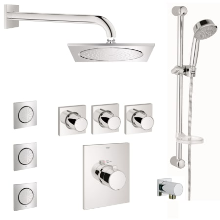 Grohe GSS Grohtherm FCTH 08
