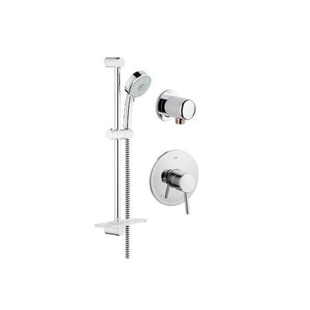 Grohe Gr Pb010 Shower Faucet Build Com