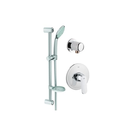 Grohe GR-PB020 Shower Faucet - Build.com