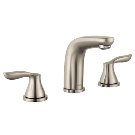 Hansgrohe 04169000 chrome solaris e bathroom faucet widespread with pop up drain - Hansgrohe pop up drain ...
