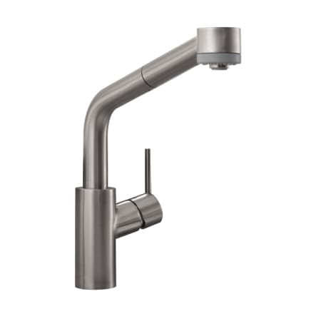 Hansgrohe 04247800 Steel Optik Talis S Pull Down Kitchen