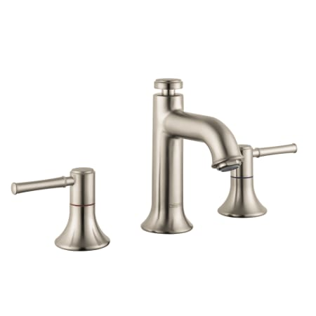 Hansgrohe 14113821 Brushed Nickel Talis C 1 2 Gpm Widespread