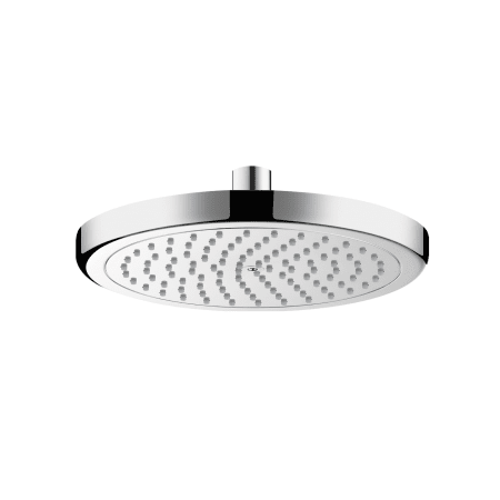 Hansgrohe 26465001 Chrome Croma Rain 2.5 GPM Shower Head - Faucet.com