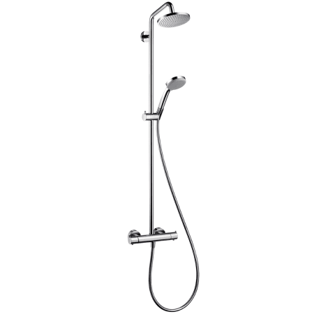 A Large Image Of The Hansgrohe 27169 Chrome