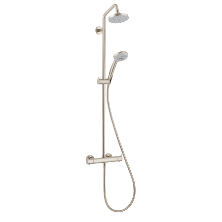 Hansgrohe 27169821 Croma Green Showerpipe Shower System