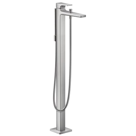 Hansgrohe 32532001 Chrome Metropol Floor Mounted Tub Filler with ...