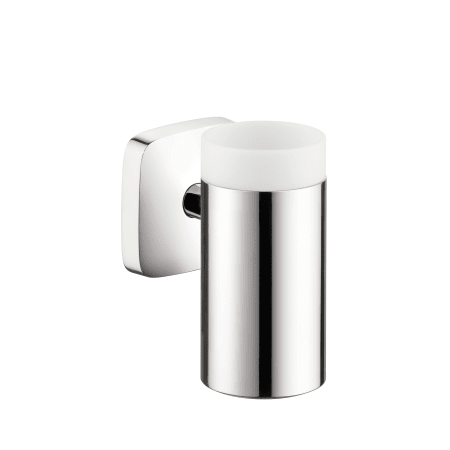 Hansgrohe 41504000 Chrome PuaVida Tumbler Ceramic Wall ...