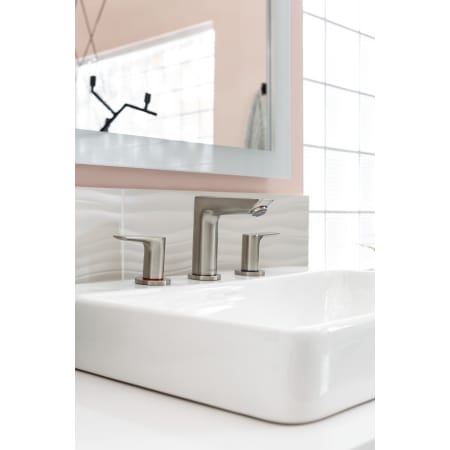 Hansgrohe 71733821 Brushed Nickel Talis E 1 2 Gpm