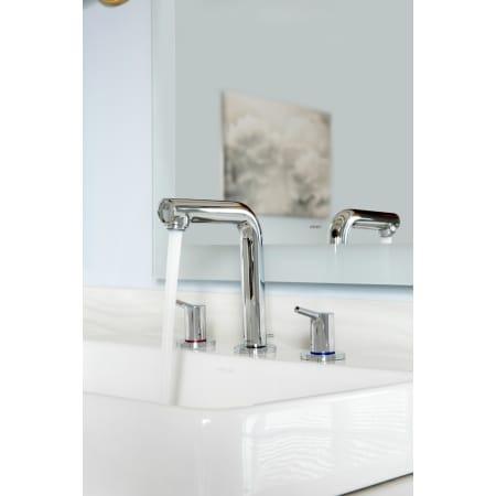 Hansgrohe 72130001 Chrome Talis S 1 2 Gpm Widespread