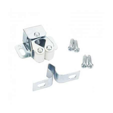 Hardware Resources Rc01 Zn Zinc Double Roller Catch For Cabinet
