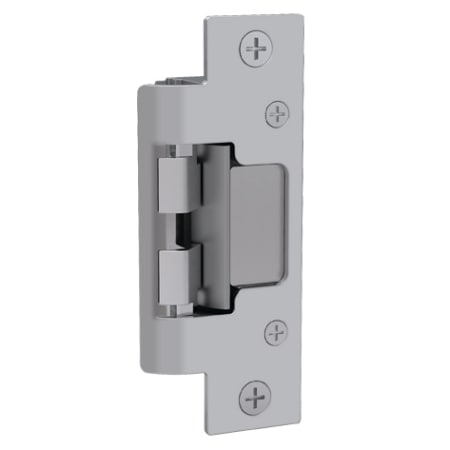 Hes 8300630 Satin Stainless Steel Fire Rated And Concealed Electric Strike Body For Cylindrical