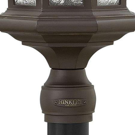 Hinkley Lighting 1601oz Ll Oil Rubbed Bronze Raley 4 Light