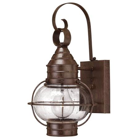 Hinkley Lighting 2206sz Sienna Bronze 14 Quot Height 1 Light