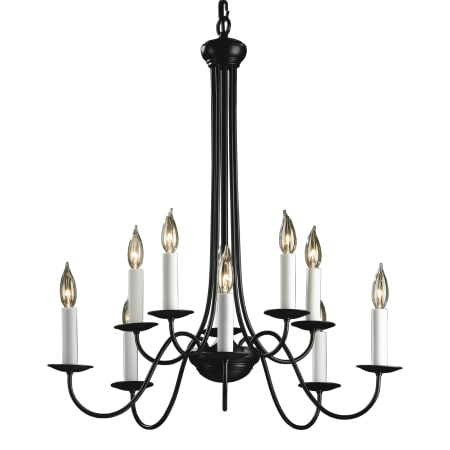 A Large Image Of The Hubbardton Forge 107080 Black