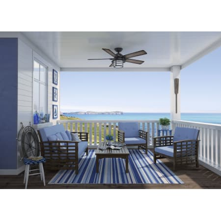 A Large Image Of The Hunter Key Biscayne Alternate View
