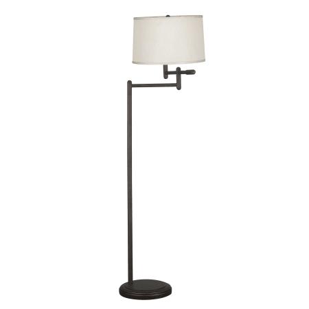 Kenroy Home 20941cb Copper Bronze Theta 1 Light Swing Arm Floor Lamp Lightingdirect Com