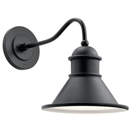 A Large Image Of The Kichler 49776 Black