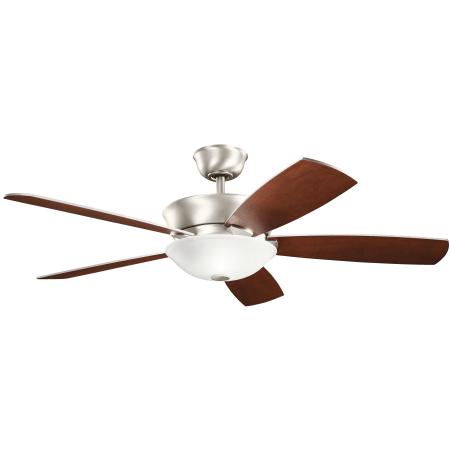 Kichler 300167olz Oiled Bronze Skye 54 Quot 5 Blade Celing Fan