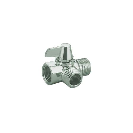 Kingston Brass K160a1 Polished Chrome Solid Brass Flow Diverter For