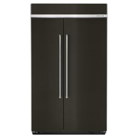 Kitchenaid Side By Side Refrigerators Kbsn608e