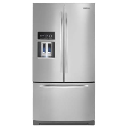 Kitchenaid French Door Refrigerators Kfiv29pc