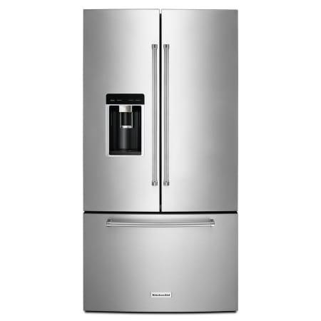 Kitchenaid French Door Refrigerators Krfc604f