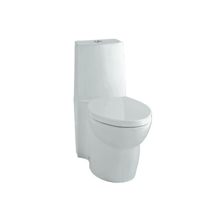 Kohler K 3564 47 Almond Saile Elongated One Piece Toilet