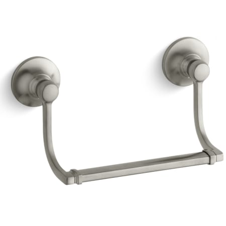 Kohler K 11416 Bn Brushed Nickel Classic Metal 7 Towel Bar From