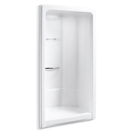 Kohler K 1690 0 White Sonata 48 Quot One Piece Shower Module
